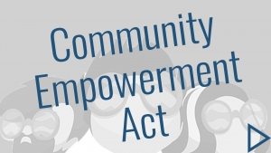 Planet Caramel's Community Empowerment Act